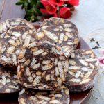 Salam de biscuiti (reteta de post)