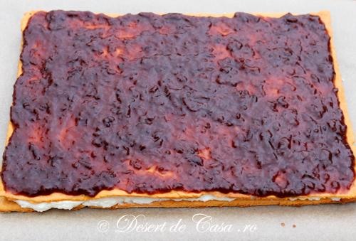prajitura cu suc de rosii