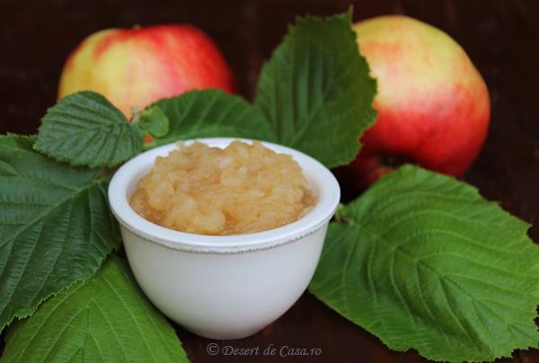 umplutura de mere pentru placinte si prajituri