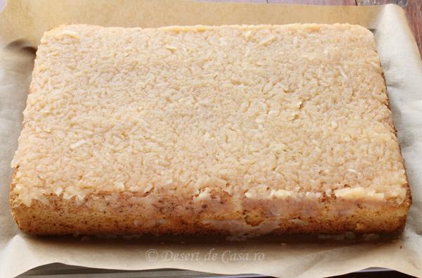 prajitura cu mere si blat