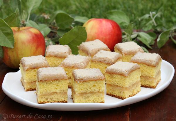 prajitura cu mere1