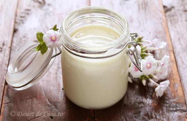 lapte condensat foto 1