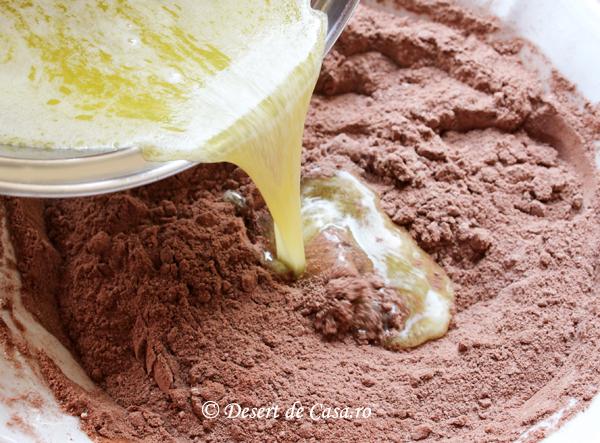 ciocolata de casa cu nuca si stafide 4