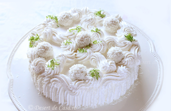 tort Raffaello imagine