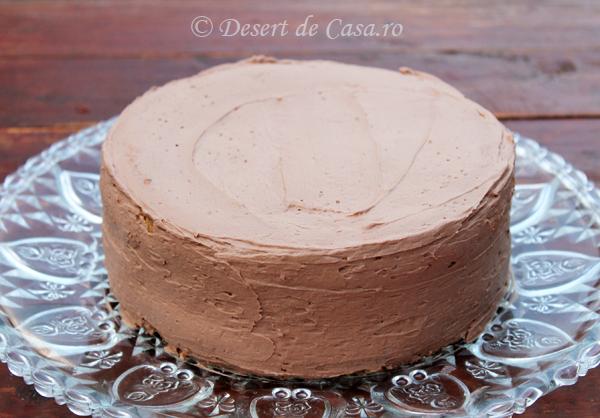 tort nuca ciocolata