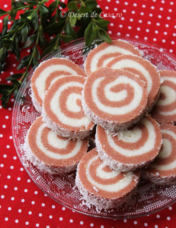 rulada cu biscuiti 1