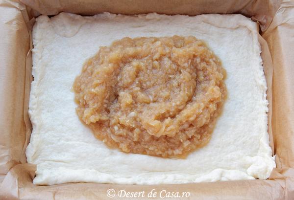 prajitura frageda de post cu mere (2)