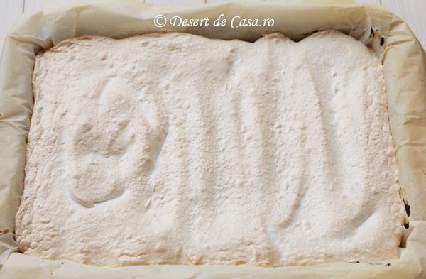 prajitura cu branza dulce si bezea (3)