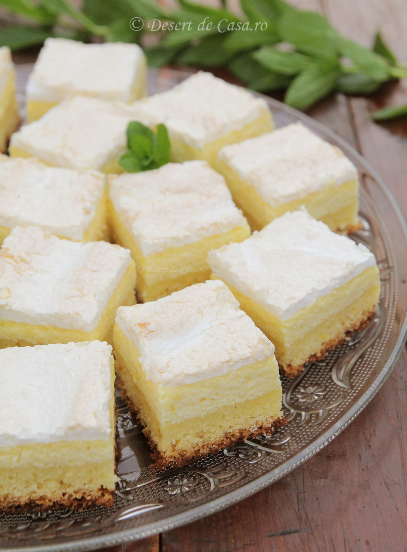 prajitura cu branza dulce si bezea (5)