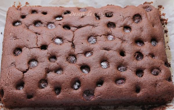 reteta prajitura cu ciocolata si cirese (1)