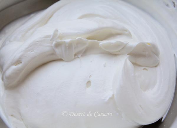 tort de inghetata cu cirese si ciocolata (5)