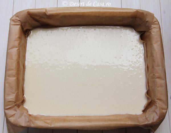 prajitura cu branza dulce si cirese (2)