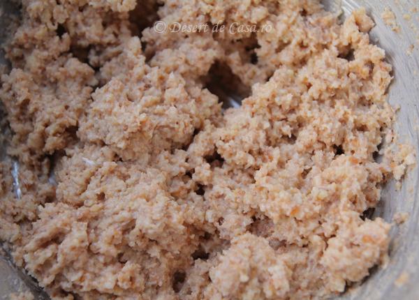 prajitura cu nuca si ciocolata (4)