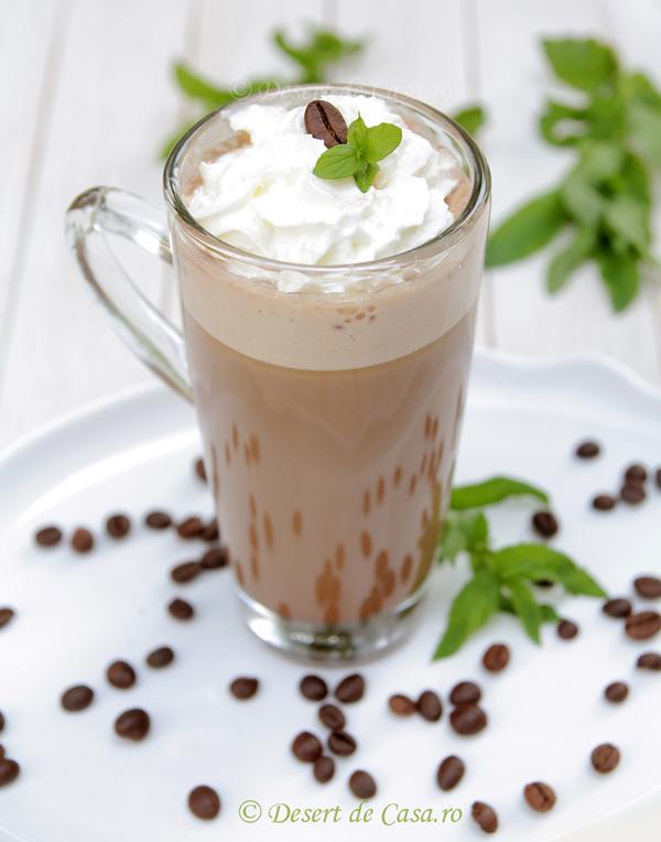 cafe frappe reteta