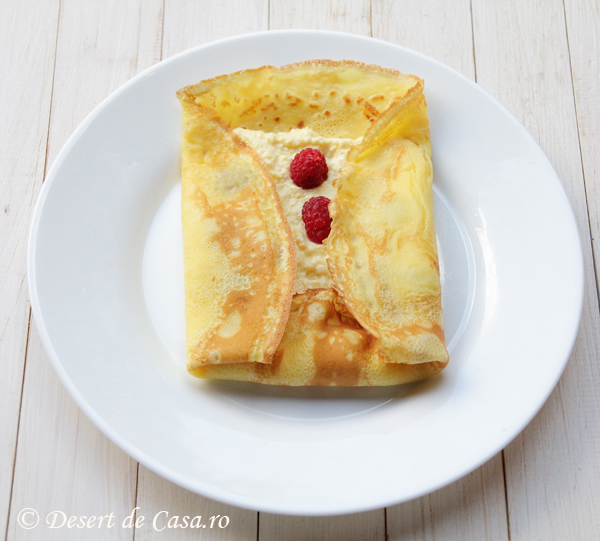 clatite cu branza dulce si zmeura (6)