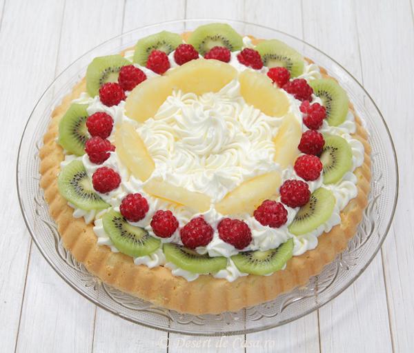 tarta cu fructe (2)