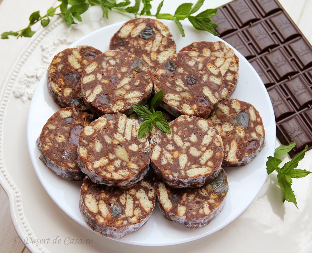 Salam de biscuiti