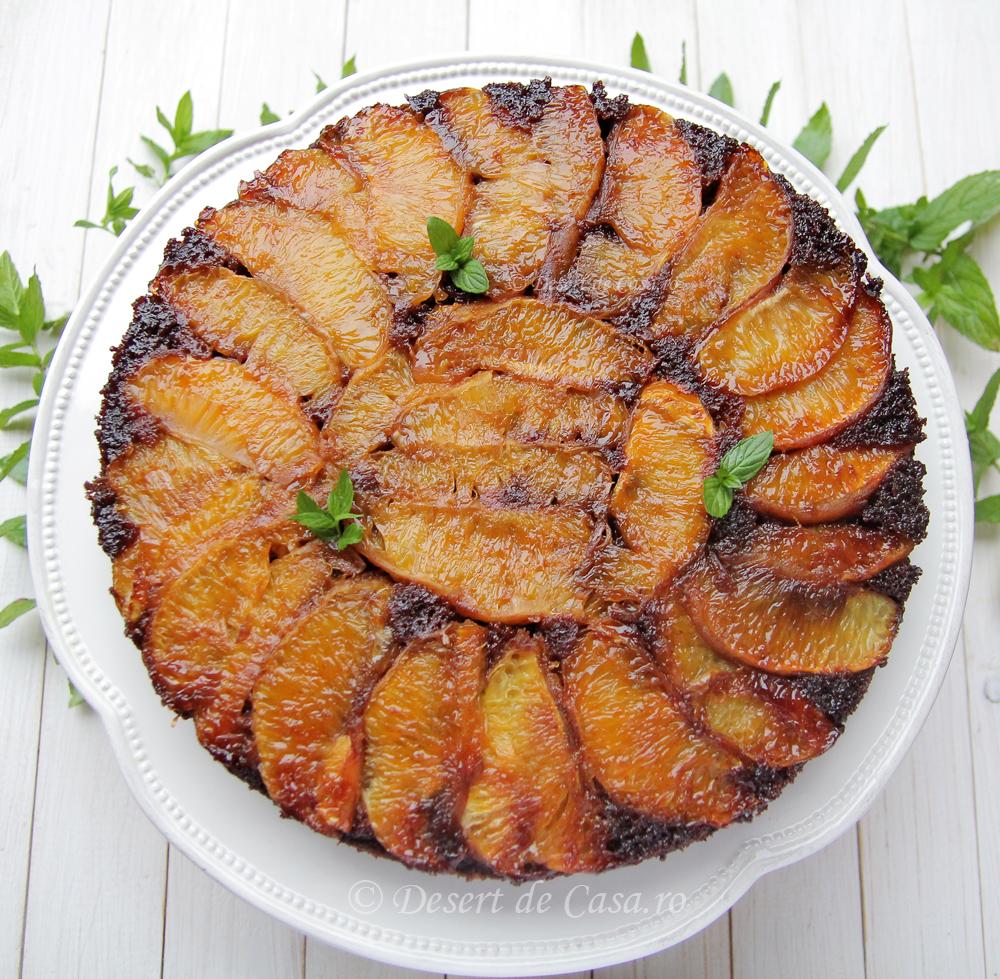 prajitura-rasturnata-cu-portocale-1