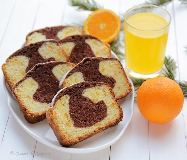 chec cu portocale si cacao