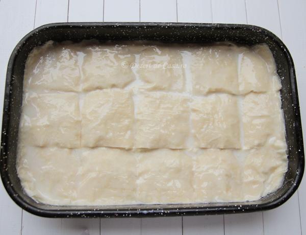 placinta cu branza dulce si stafide (1)