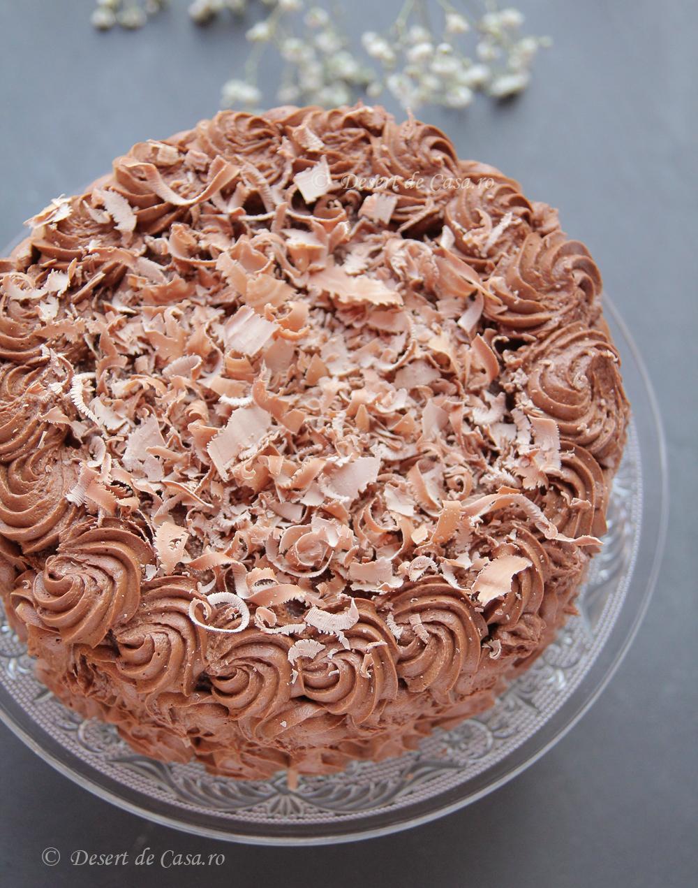 tort ciocolata reteta (1)