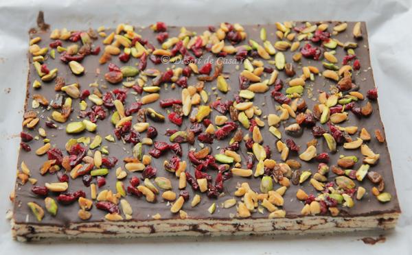 prajitura de post cu biscuiti (12)