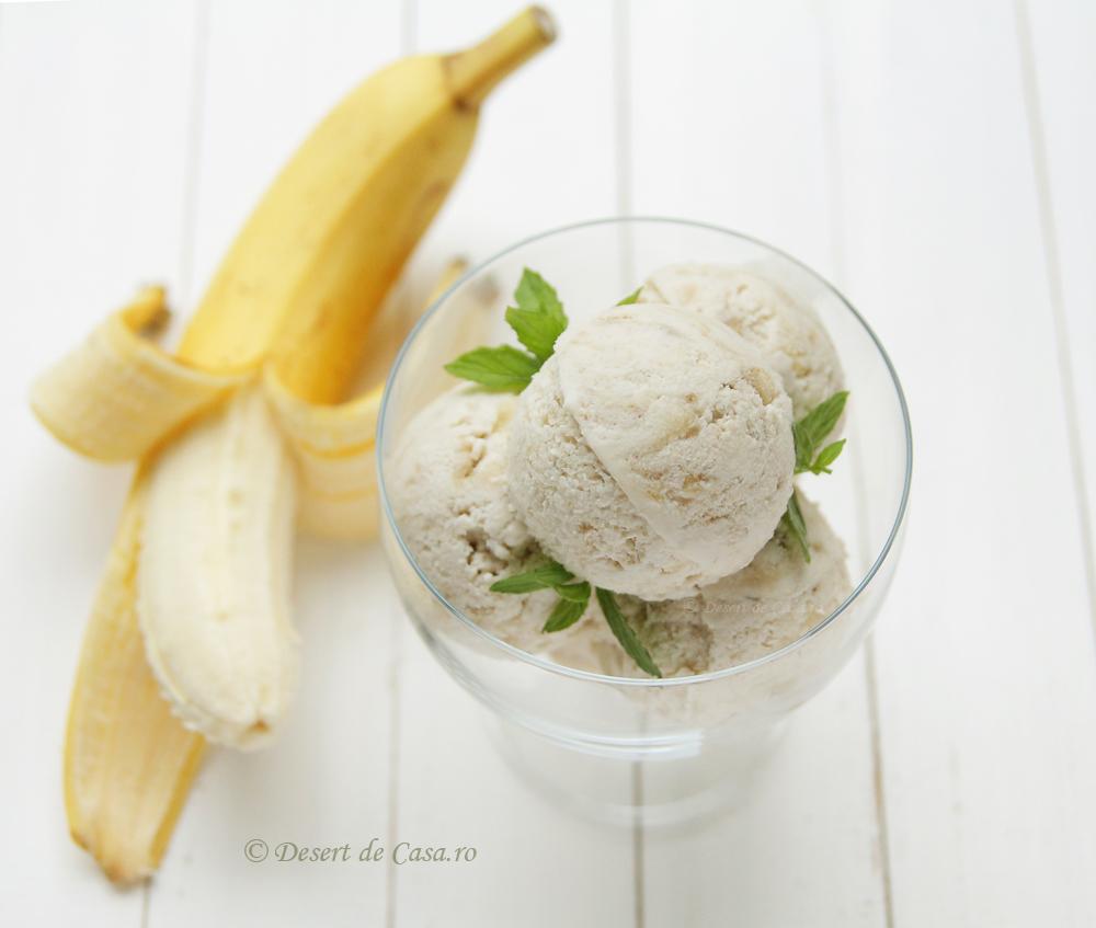 Inghetata de banane