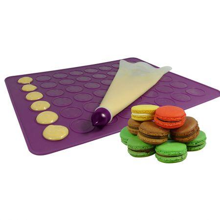 Set de silicon pentru macarons Jocca