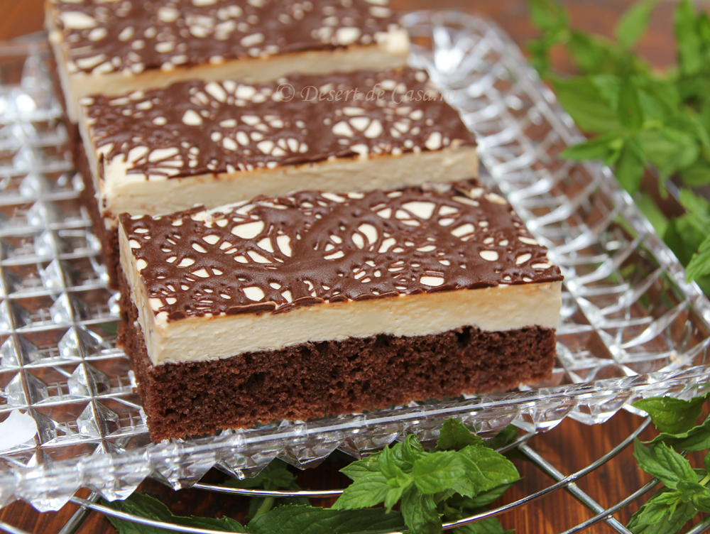 prajitura cu mousse de caramel (1)