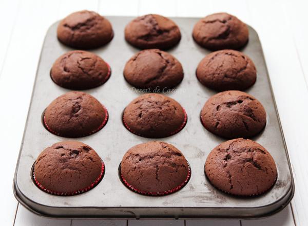 briose cu ciocolata (11)