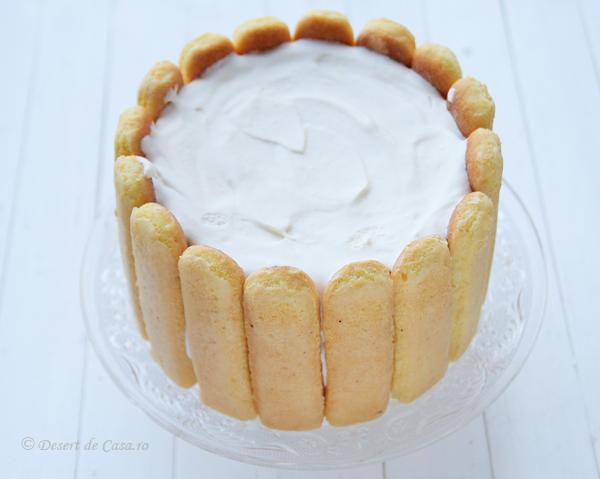 tort cu piersici (6)