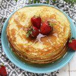 Clatite americane ( Pancakes)