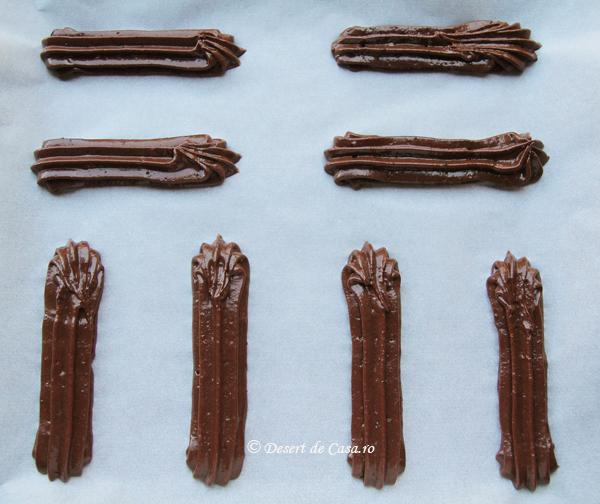 Ecler cu crema de cafea si ciocolata (5)
