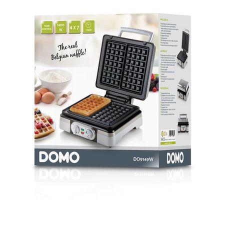 Aparat de preparat waffle vafe DOMO
