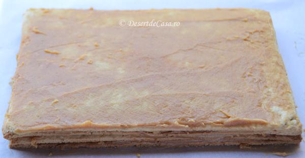 Prajitura cu nuca si caramel (6)