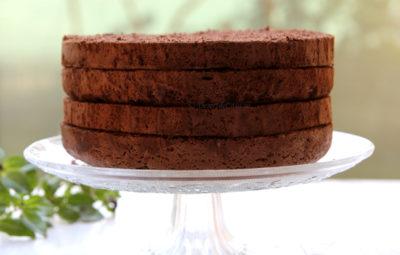 blat pentru tort cu ciocolata