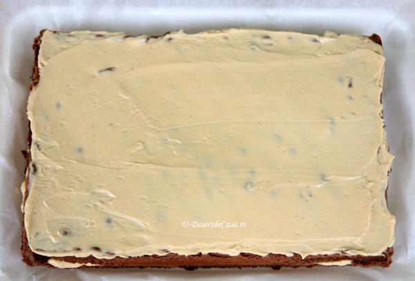 prajitura cu unt de arahide, mascarpone si Musli Crunch (11)