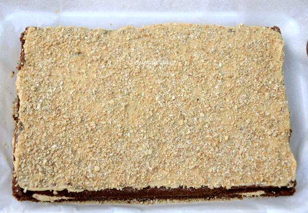prajitura cu unt de arahide, mascarpone si Musli Crunch (12)