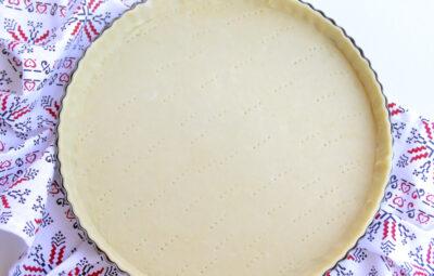 Aluat de post pentru tarta